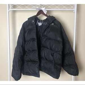 Puffy Adidas Quilted Jacket